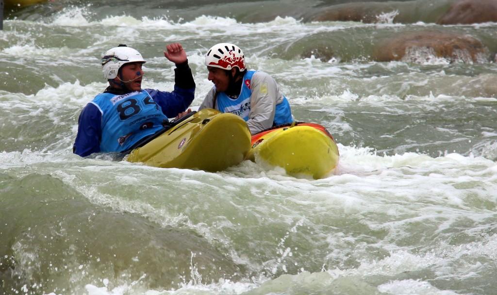 Kayak cursos Murillo de Gállego