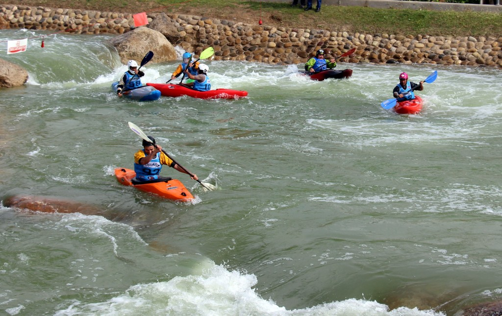 alcorce kayak cursos