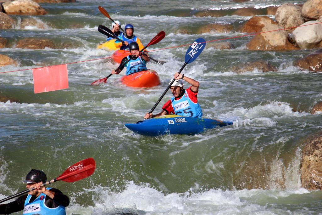 kayak Zaragoza