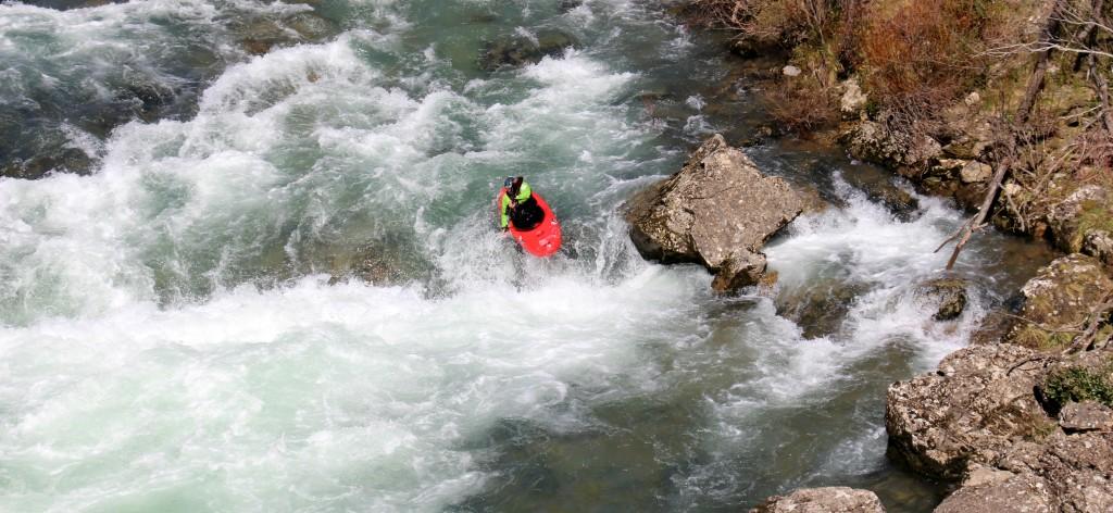 Kayak_Pirineos_Huesca_alcorcerafting