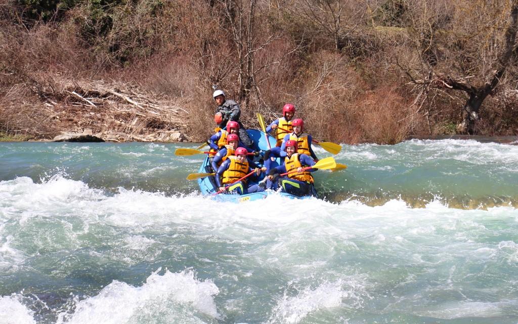 Rafting_Río_Esca