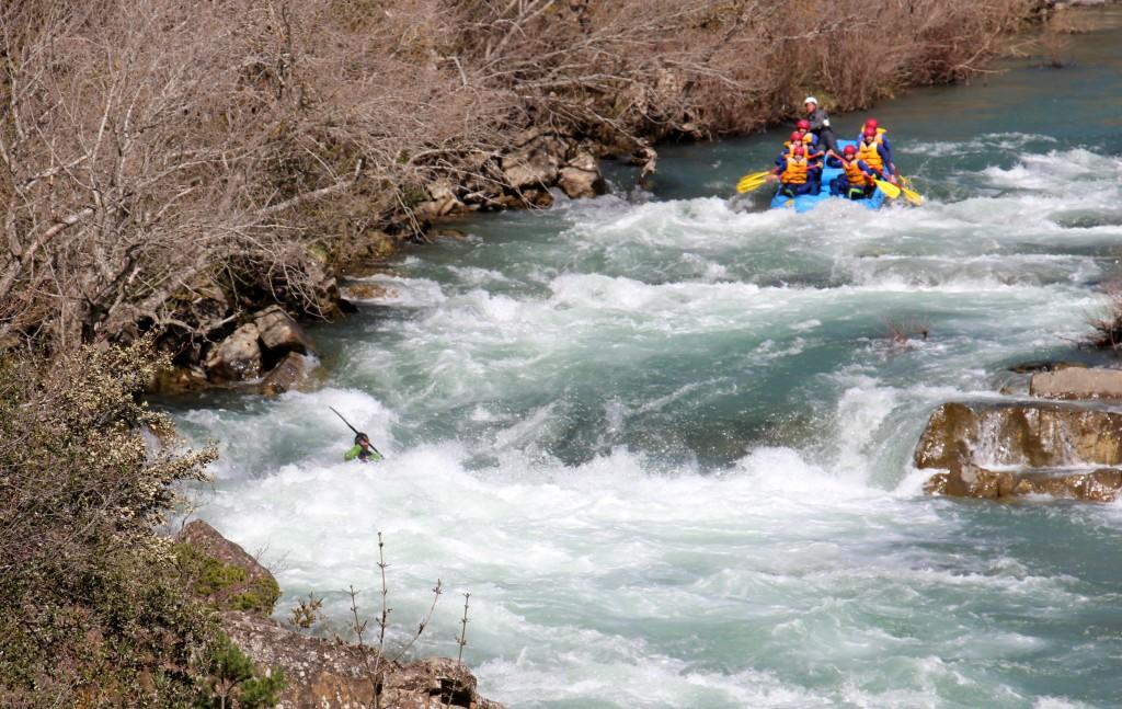 rafting-Huesca-pirineos