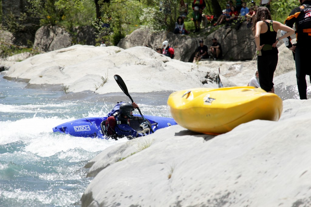 River guru extreme race. alcorce tienda de kayak.