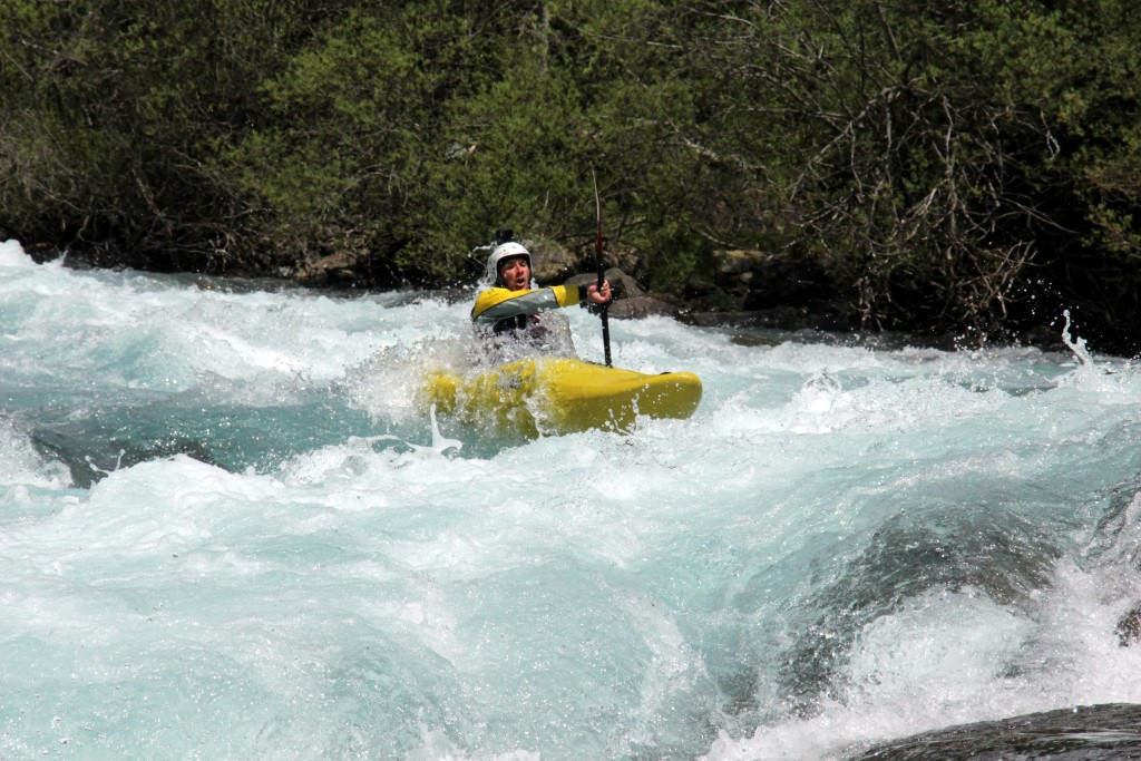 Alcorce rafting y kayak