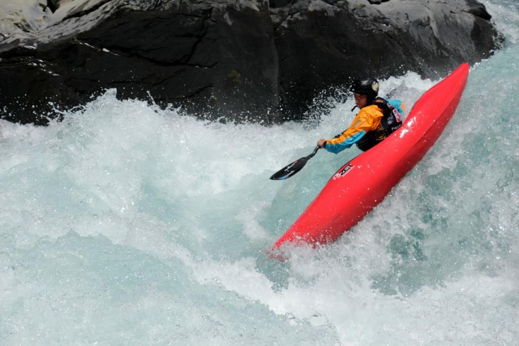Río Ara alcorce rafting y kayak tienda