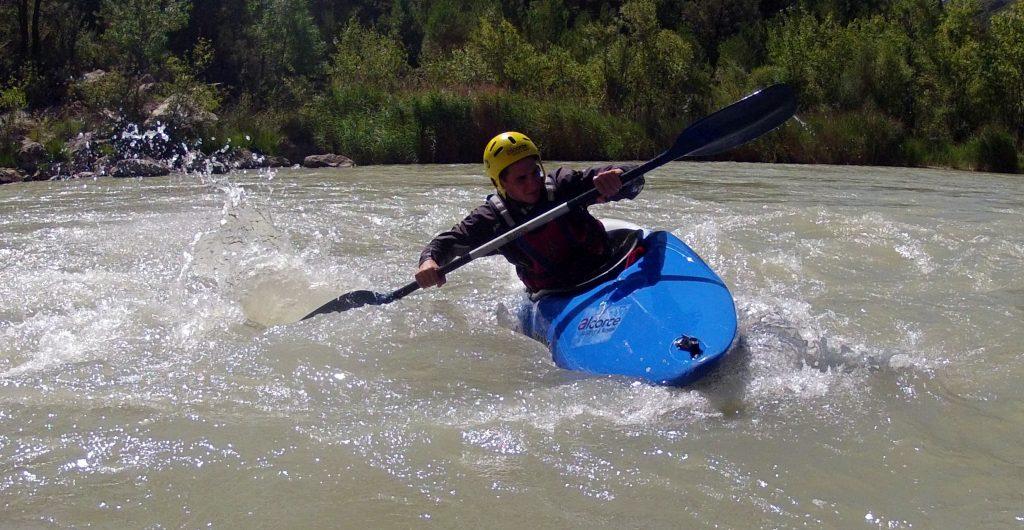 donde hacer un curso de kayak