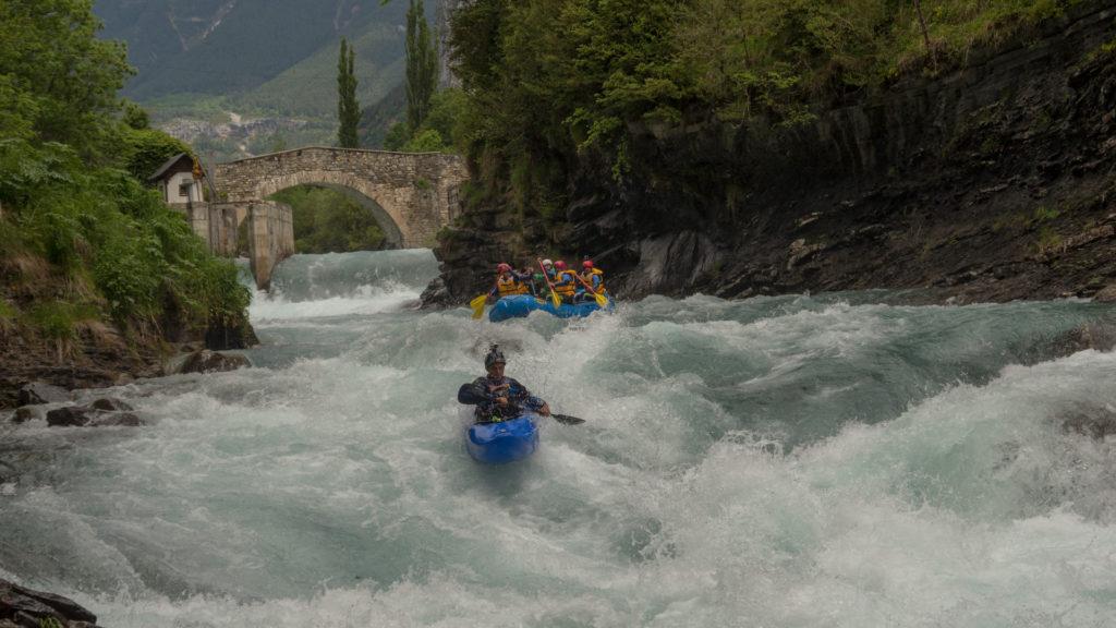 Alcorce Rafting & Kayak rio Ara-18