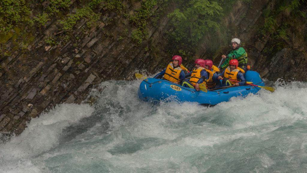 Alcorce Rafting & Kayak rio Ara-31