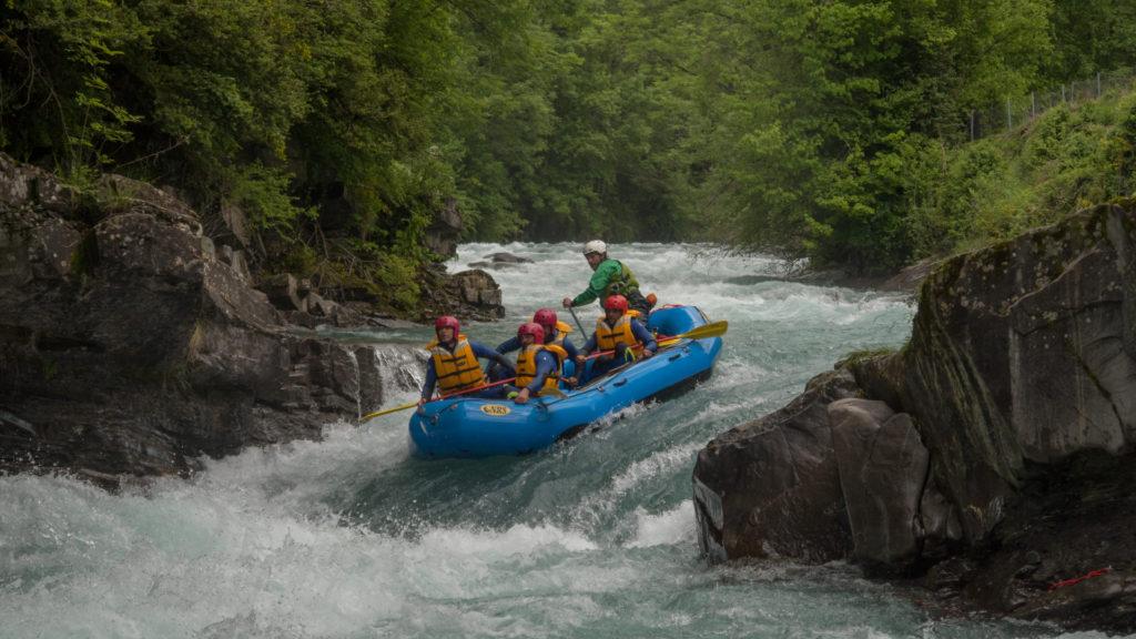 Alcorce Rafting & Kayak rio Ara-41