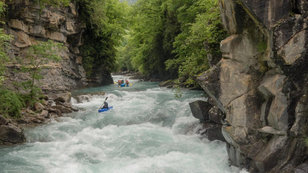 Alcorce Rafting & Kayak rio Ara-48
