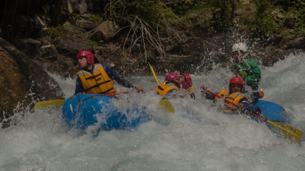 Alcorce Rafting & Kayak rio Ara-61