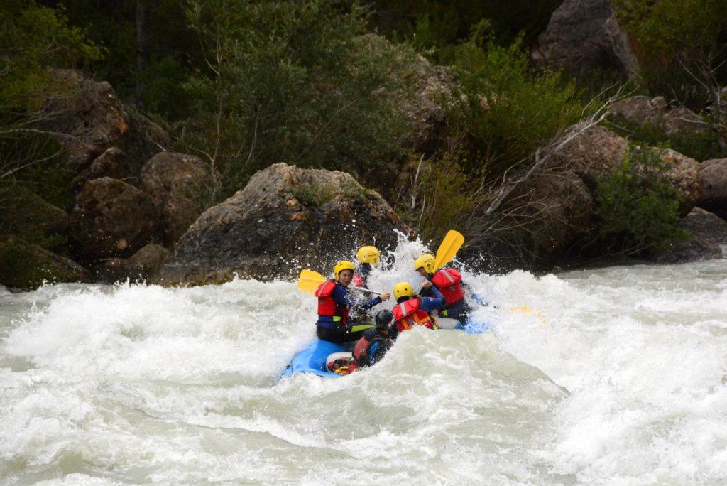 Alcorce-kayak