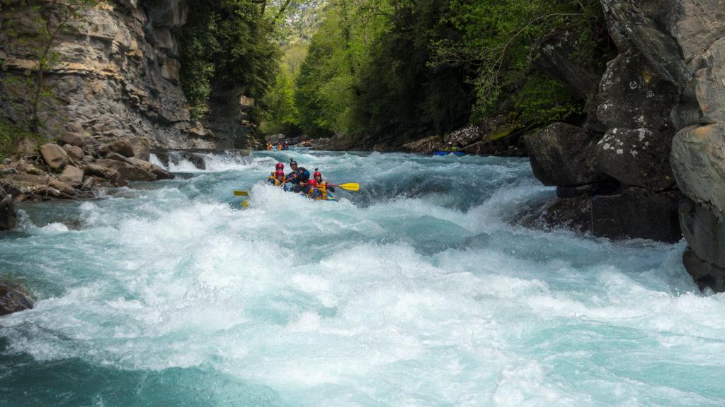 Alcorce rafting rio ara-112