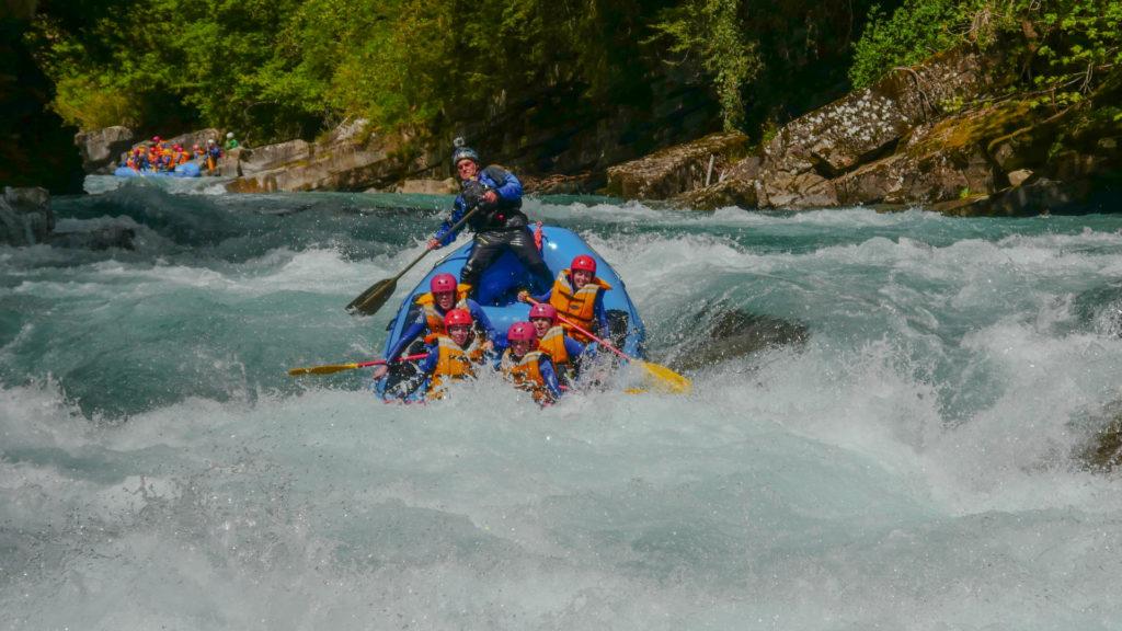 Alcorce rafting rio ara-147