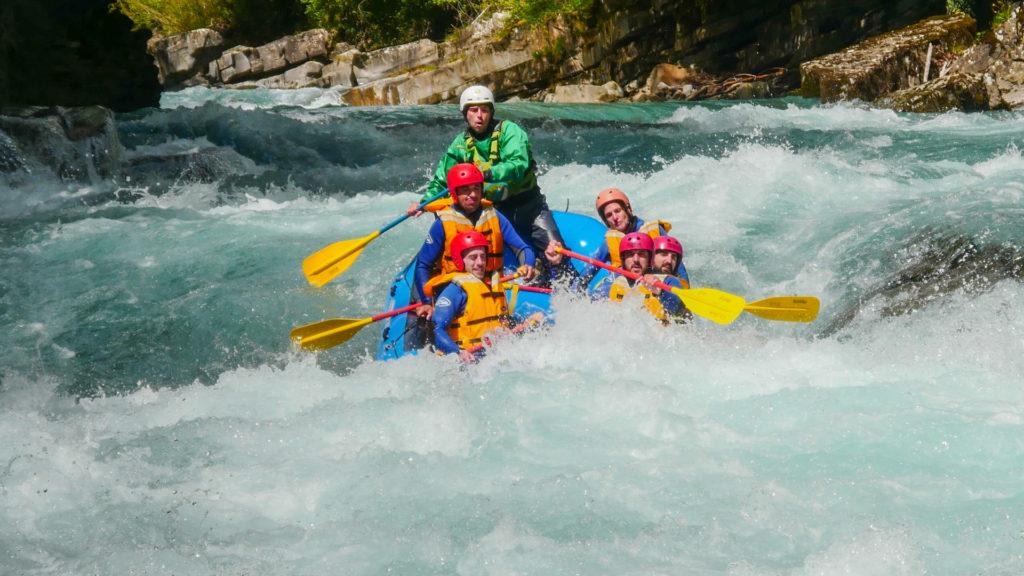 Alcorce rafting rio ara-160