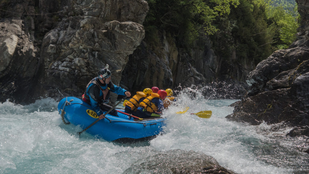 rafting Ara