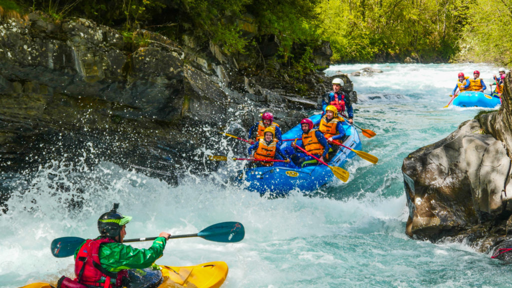 Alcorce rafting rio ara-93
