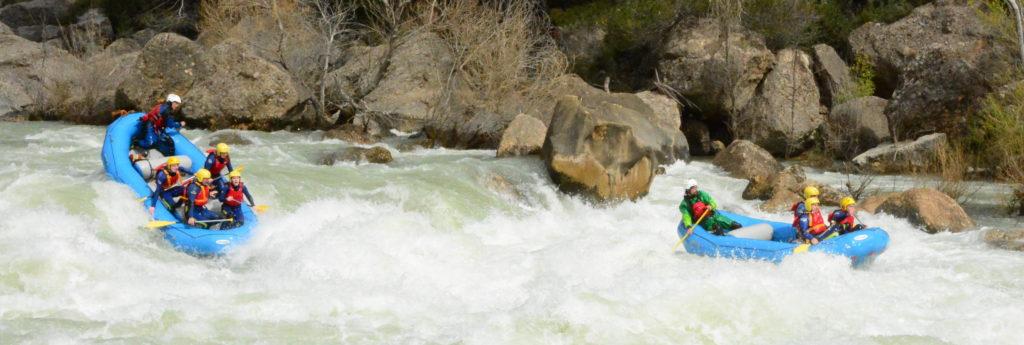 Guias-rafting