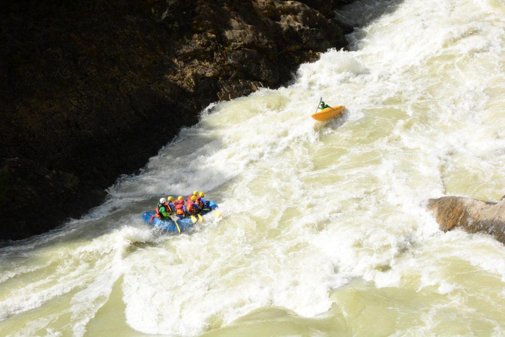 Kayak-Pirineos