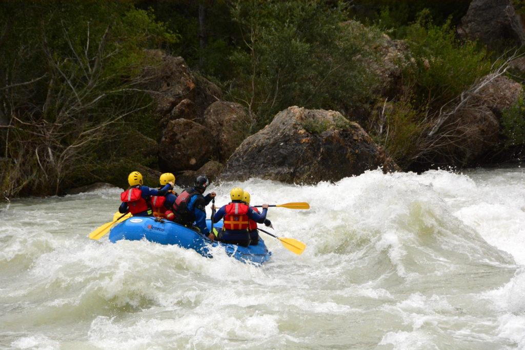 Rafting-Kayak