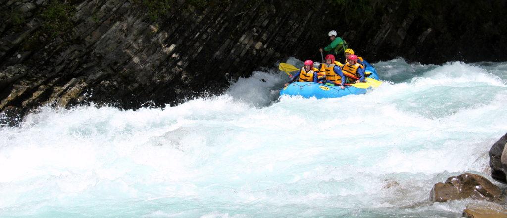 Rafting-ordesa