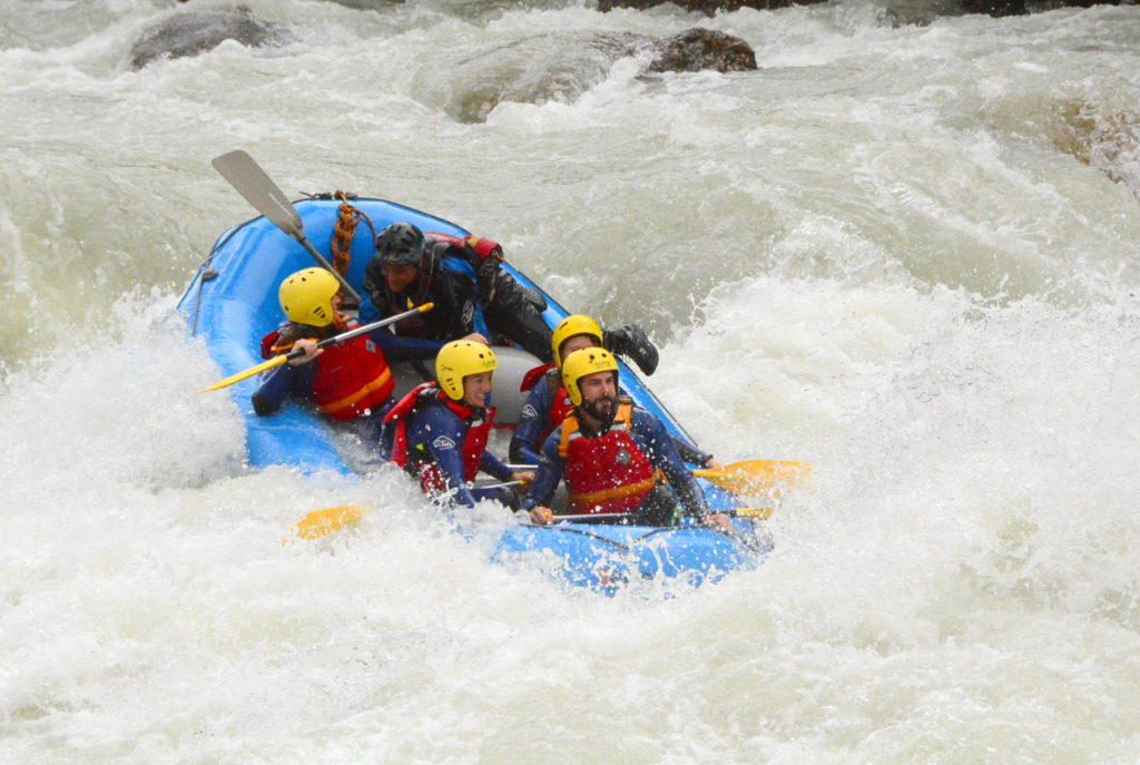 alcorce-rafting