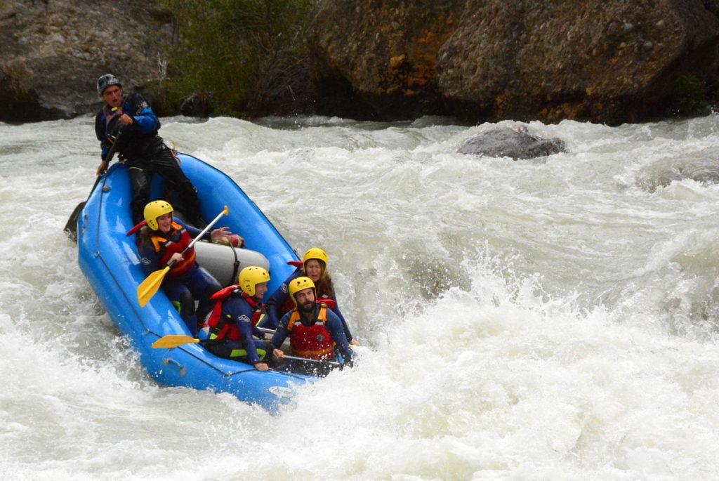 rafting-río-Gállego